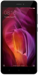 Xiaomi Redmi Note 4X 4/64Gb (Snapdragon 625) Black(Черный)