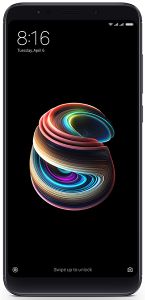 Xiaomi Redmi Note 5 3/32GB Black (Черный)