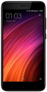 Xiaomi Redmi 4X 16GB Black (Чёрный)