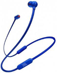 Беспроводные наушники JBL T110BT Blue (Синие)