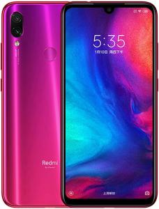 Xiaomi Redmi Note 7 6/64GB Red (Красный) Global Rom