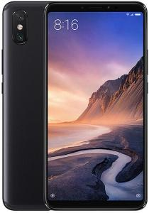 Xiaomi Mi Max 3 4/64GB Black (Черный)