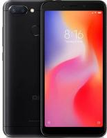 Xiaomi Redmi 6 3/32GB Black (Черный) Global Version