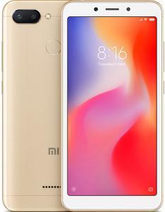 Xiaomi Redmi 6 3/32GB Gold (Золотой)