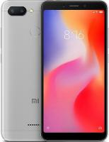 Xiaomi Redmi 6 4/64GB Grey (Серебристый) Global Rom