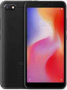 Xiaomi Redmi 6A 2/32GB Black (Черный)