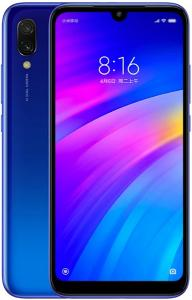 Xiaomi Redmi 7 4/64GB Blue (Синий) Global Rom