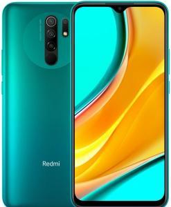 Xiaomi Redmi 9 4/64GB Green (Зеленый)